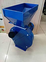Кормоизмельчитель Master Kraft (Craft) IZKB-3000 (зерновые, бобовые, початки кукурузы)