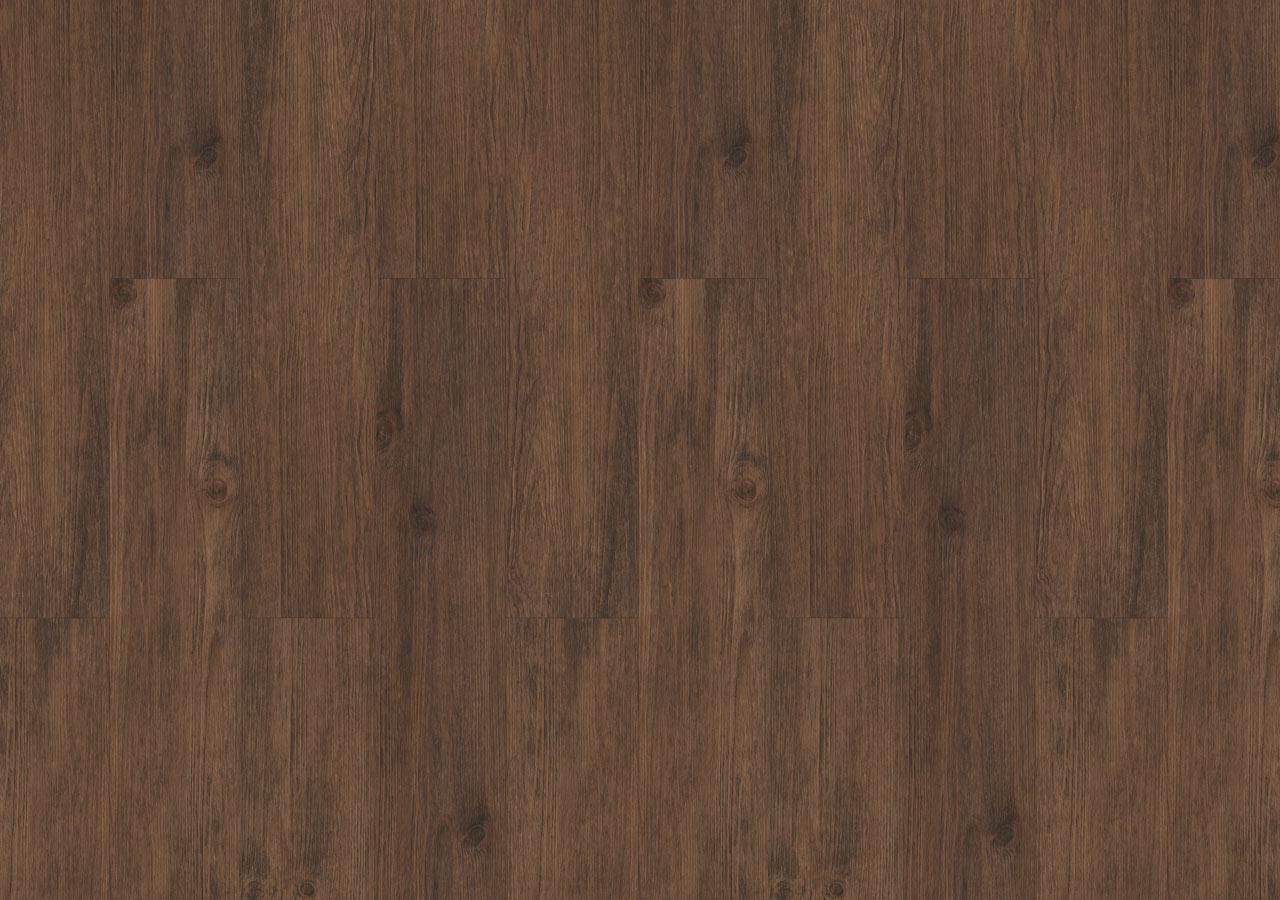 Кварцвиниловая ПВХ плитка LG Decotile GSW 5713 Коричневая сосна 2,5 мм