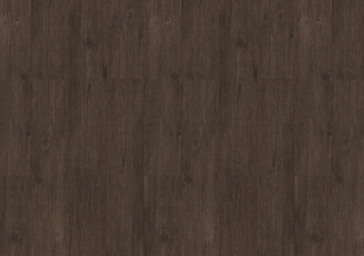 Кварцвиниловая ПВХ плитка LG Decotile GSW 5717 Черная сосна