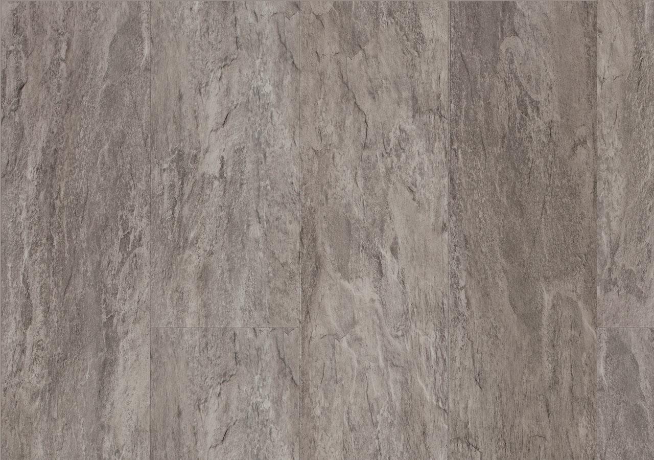 Кварцвиниловая ПВХ плитка LG Decotile DSW 2370 Сланец темный