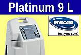 Концентратор кислорода Invacare Platinum 9 L, фото 7
