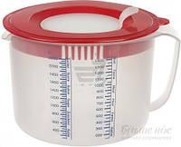 Мерная емкость Measure & Store 3 в 1 2,2 л 3169 Leifheit