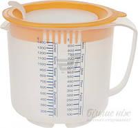 Мерная емкость Measure & Store 3 в 1 1,4 л 3168 Leifheit