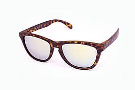 Зеркальные очки Wayfarer 911-75