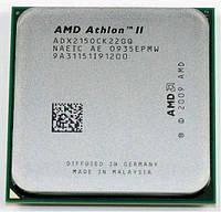 Процессор AMD Athlon II X2 215 2.7GHz, sAM3, AM2+ (ADX2150CK22GQ), Tray, б/у