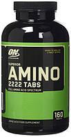 Optimum Nutrition Amino 2222 160tab