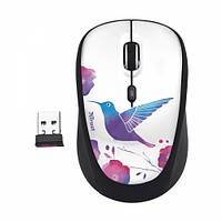 Мышка Trust Yvi Wireless Mini Mouse Bird (20251)