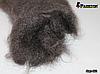 Оренбургский пуховый платок-косынка Беатриса 140х100см, фото 4