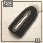 Гель-лак Black Star № 15 FRESH Prof