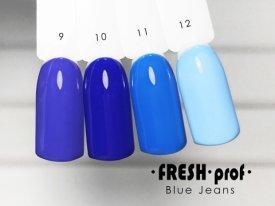 Гель-лак Blue Jeans № 12 FRESH Prof