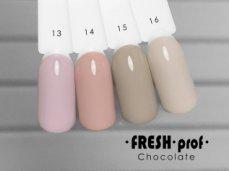 Гель-лак Chocolate № 13 FRESH Prof
