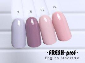 Гель-лак English Breakfast № 12 FRESH Prof