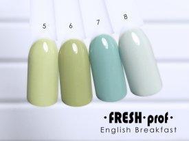 Гель-лак English Breakfast № 6 FRESH Prof