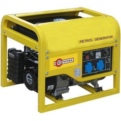 Бензогенератор Odwerk GG3500/GG3500E Pro 2,6 (3,0) кВт