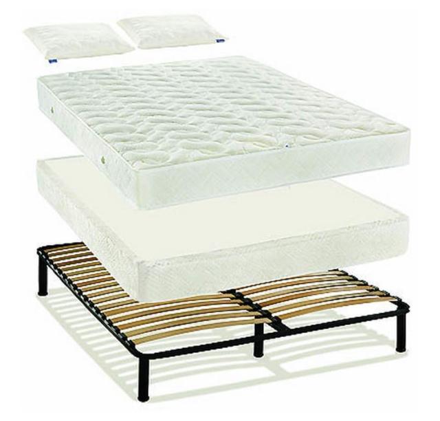 Каркас кровати с ножками XL (Фото 5)