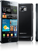 Смартфон Samsung I9100 Galaxy S II (Black)