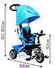 Детский трехколесный велосипед PATY BIKE PLUS., фото 10