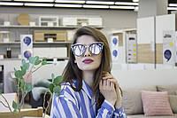 Солнцезащитные женские очки 8348-3, фото 1
