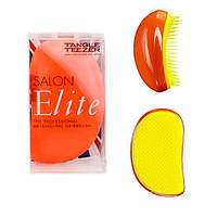Расческа Tangle Teezer SALON ELITE (Оранжево-желтый)