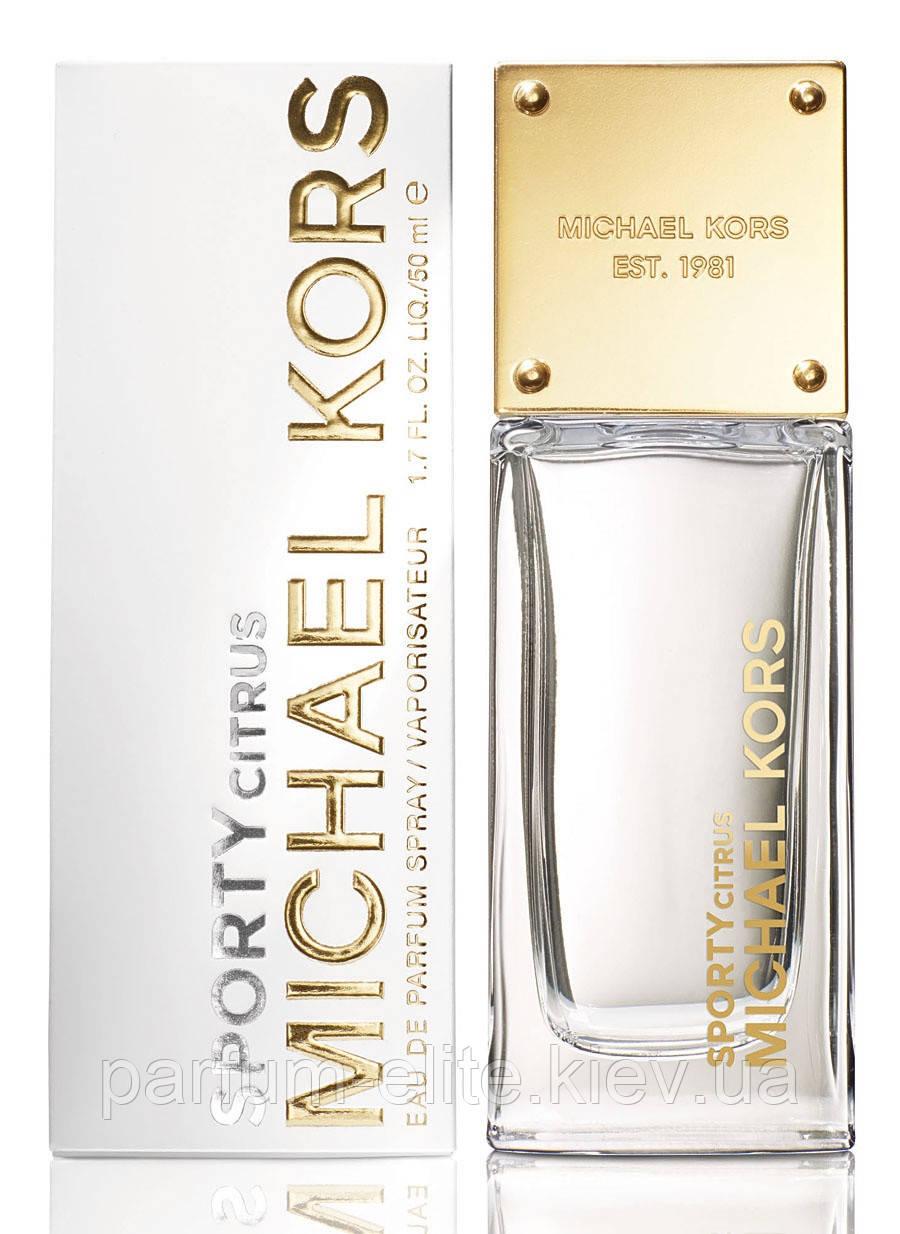 Жіноча парфумована вода Michael Kors Sporty Citrus 100ml(test)