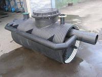 Сепаратор нефтепродуктов 15 л/с
