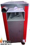 Купер-Т(турбо)-18П (Kuper-18П) котел плита твердотопливный мощностью 18 квт, фото 6