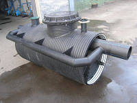 Сепаратор нефтепродуктов 25 л/с