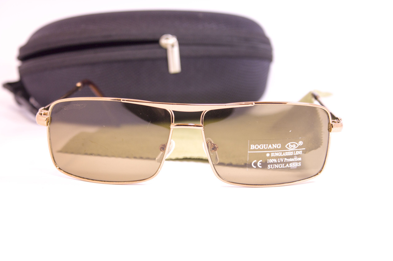 Стеклянные очки в футляре F6539-2