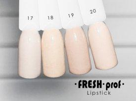Гель-лак Lipstick № 19 FRESH Prof