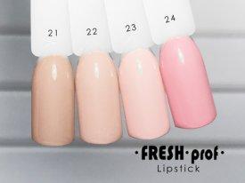 Гель-лак Lipstick № 23 FRESH Prof