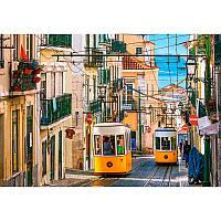 "Пазлы Castorland 104260 ""Лиссабонские трамваи, Португалия"""