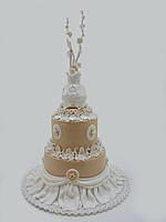 """Торт свадебный """"Нега"""""""