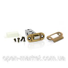 Защелка NS 100-AB (PB, CB) прямоугольная для межкомнатной двери, Николаев