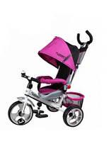 Детский трёхколёсный Велосипед M 5387-2 фиолетовый