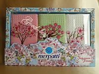 Набор кухонных полотенец  Merpatti 3шт: 50x70 / 100% cotton / Турция