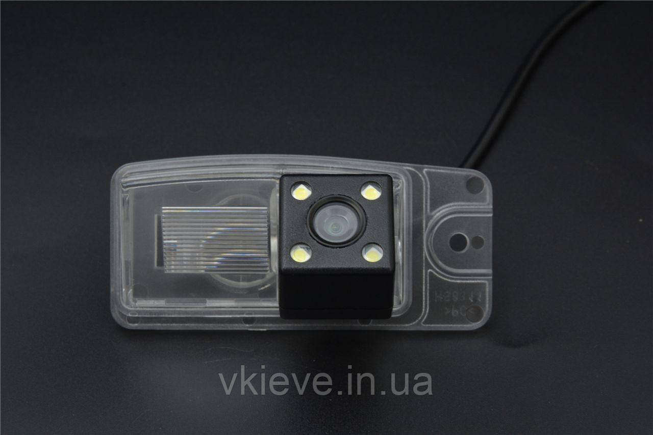 Камера заднего вида штатная для Nissan X-Trail 2014-2015