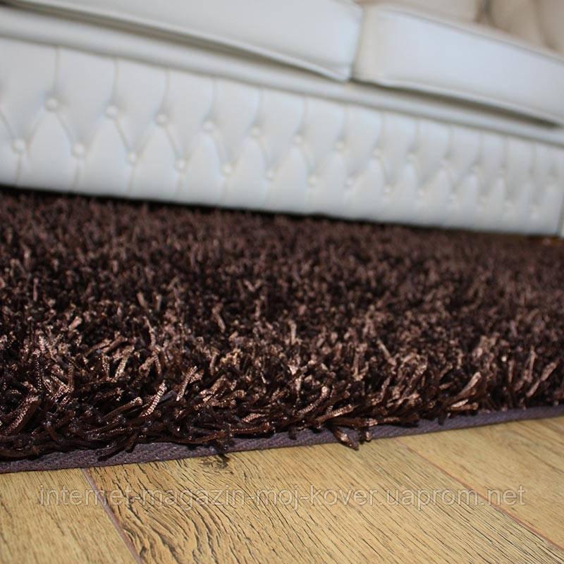 Ковры современные шоколадного цвета, ковры темно коричневые