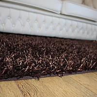 Ковры современные шоколадного цвета, ковры темно коричневые, фото 1