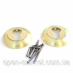 Накладки NS Z55-PZ/R0101-AB (PB, CB) на сердцевину для межкомнатной двери, Николаев