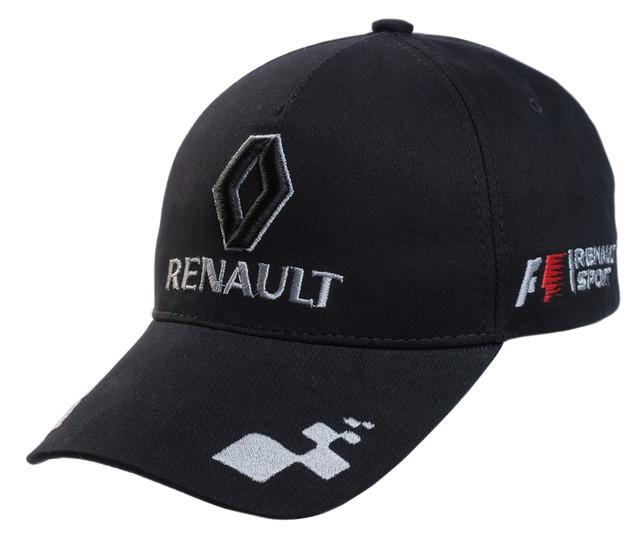 Бейсболка Renault вышивка