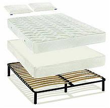 Каркас кровать с ножками XL-V8( + 2 дополнительные ножки), фото 3