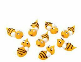 """Пасхальный декор """"Маленькие пчелки"""""""