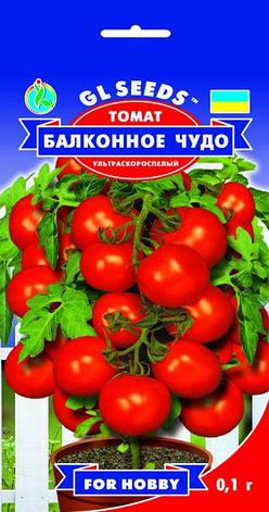 Семена Томат Балконное чудо, фото 2