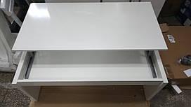 Стол Mesa Elevable LC-8 Blanco Brillo
