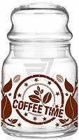 Банка Coffee Time 290 мл 16-0030-0290-4355-00 Glasmark