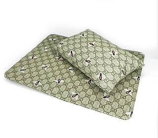 Підлокітник-подушка з килимком