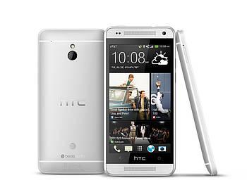 Смартфон HTC One mini 601e (Silver)