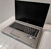 """Бюджетный 14"""" HP EliteBook 8470p Pentium B970 2.3 GHz/2Gb/250Gb/Рассрочка, гарантия"""