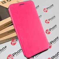Чехол-книжка  MOFI Pink для Xiaomi Redmi Note 7, фото 1