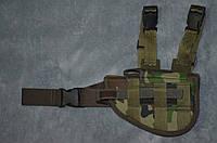Тактическая набедренная кабура, Woodland